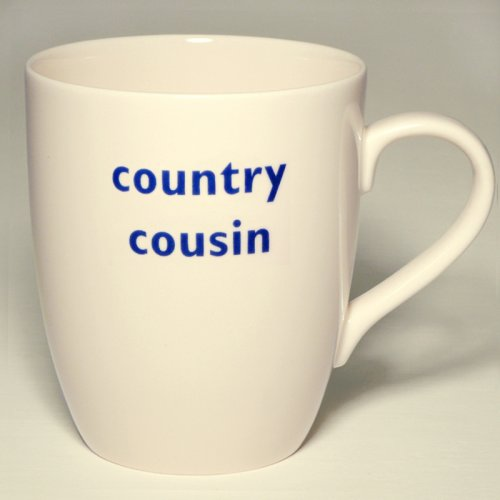SALE! COUNTRY COUSIN MUG