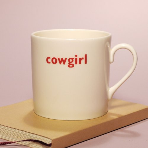 SALE! COWGIRL CHILD'S MUG