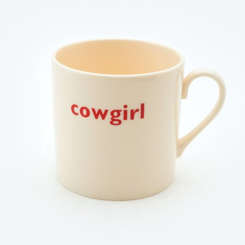 COWGIRL CHILD'S MUG