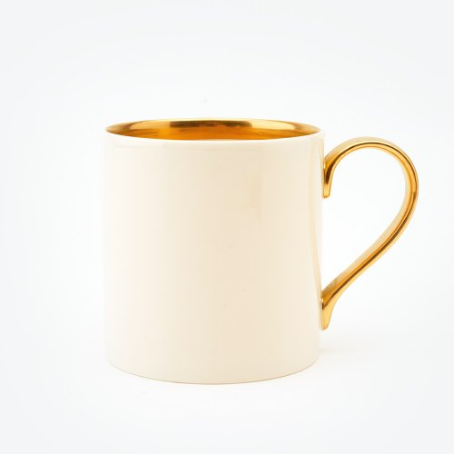 CUSTOMISE 22CT GOLD SMALL MUG