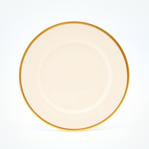 BESPOKE 22CT GOLD DINNER PLATE