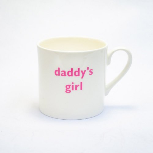 DADDY'S GIRL CHILDS MUG