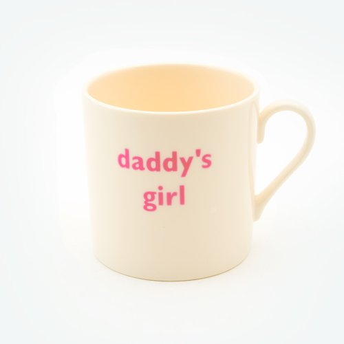 DADDY'S GIRL CHILD'S MUG