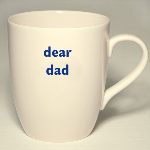 SALE! DEAR DAD MUG