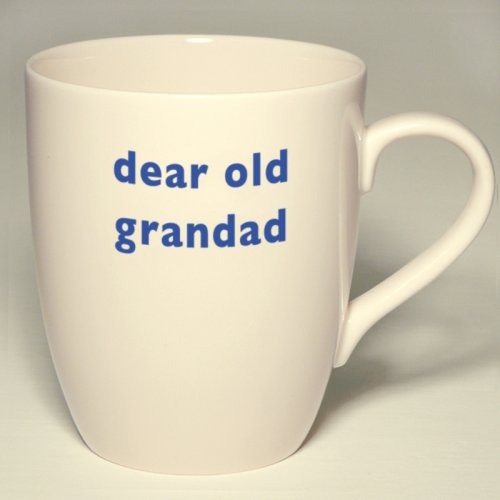 SALE! DEAR OLD GRANDAD MUG