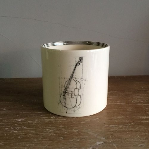SALE! DOUBLE BASS SMALL PEN POT