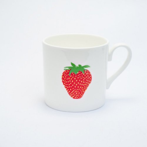 EAT ME STRAWBERRY CHILD'S MUG