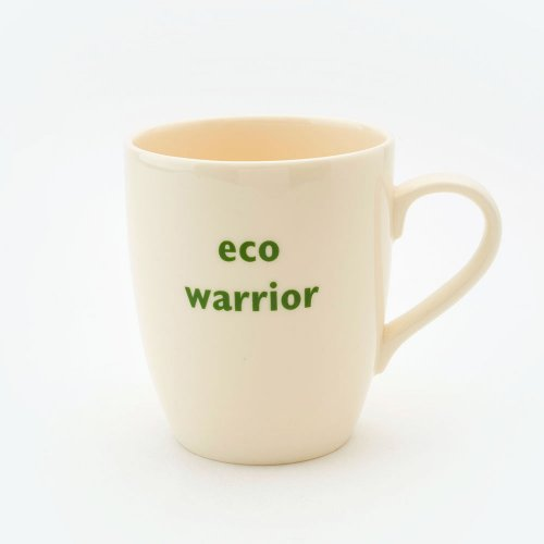 ECO WARRIOR MUG