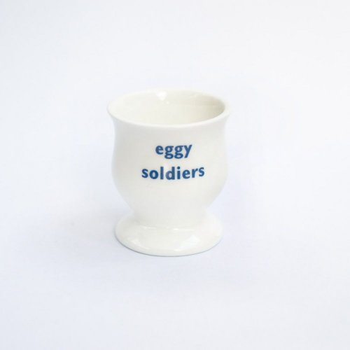 EGGY SOLDIERS EGG CUP