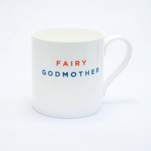 FAIRY GODMOTHER STRAIGHT MUG