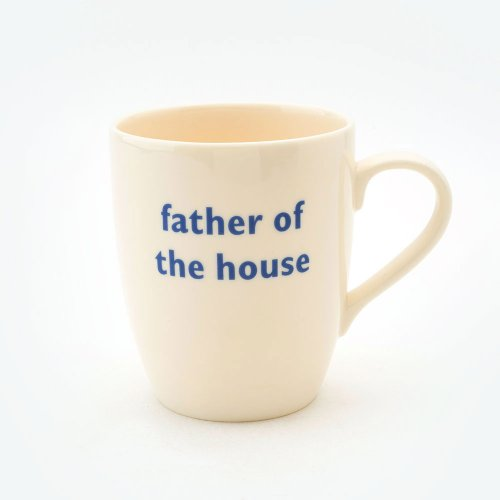 FATHER OF THE HOUSE MUG