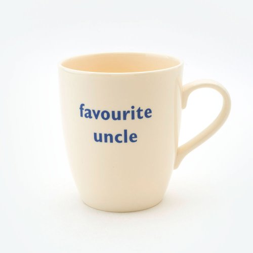 FAVOURITE UNCLE MUG