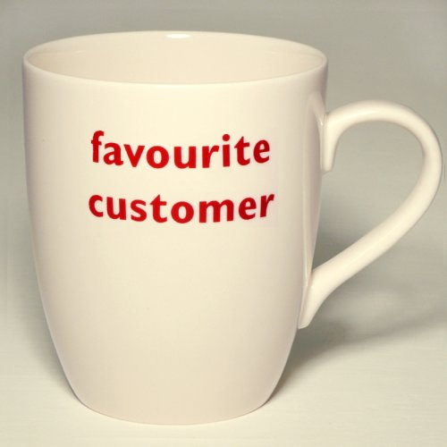SALE! FAVOURITE CUSTOMER MUG