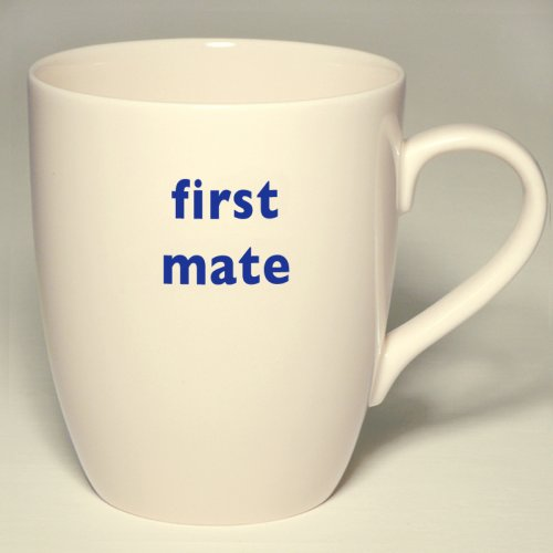 SALE! FIRST MATE MUG