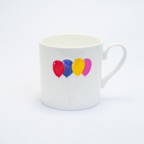 FLY ME BALLOON CHILD'S MUG