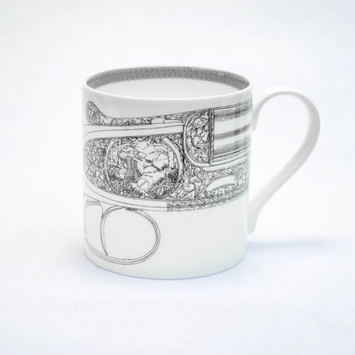 FLYING WOODCOCK MUG