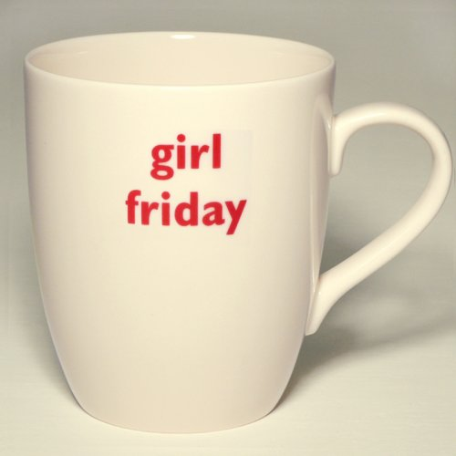 SALE! GIRL FRIDAY MUG