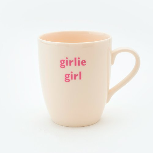 GIRLIE GIRL MUG
