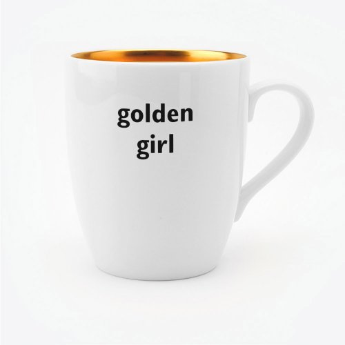 GOLDEN GIRL MUG