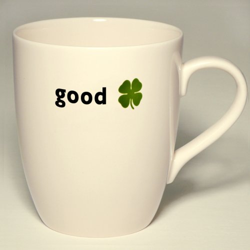 SALE! GOOD LUCK MUG