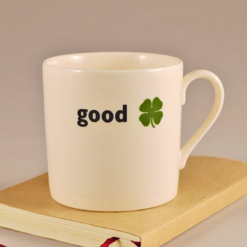 SALE! GOOD LUCK CHILD'S MUG