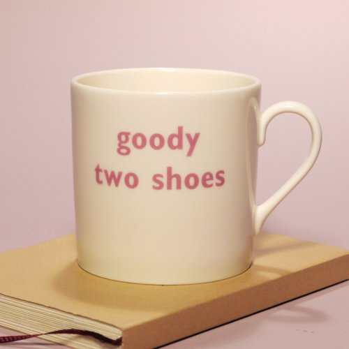 SALE! GOODY TWO SHOES CHILD'S MUG