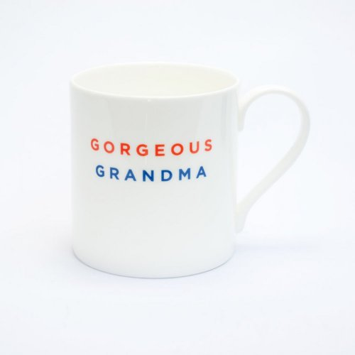 GORGEOUS GRANDMA STRAIGHT MUG