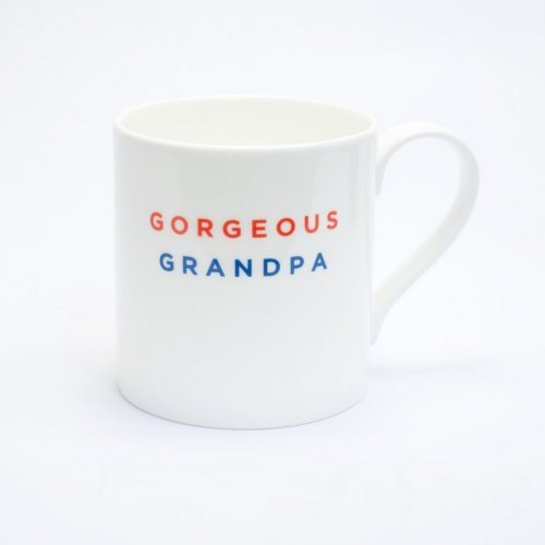 GORGEOUS GRANDPA STRAIGHT MUG