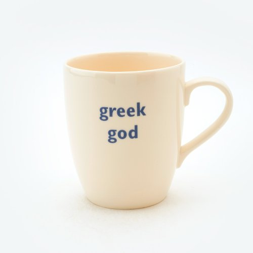 GREEK GOD MUG