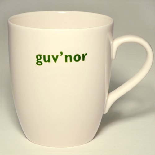 SALE! GUV' NOR MUG