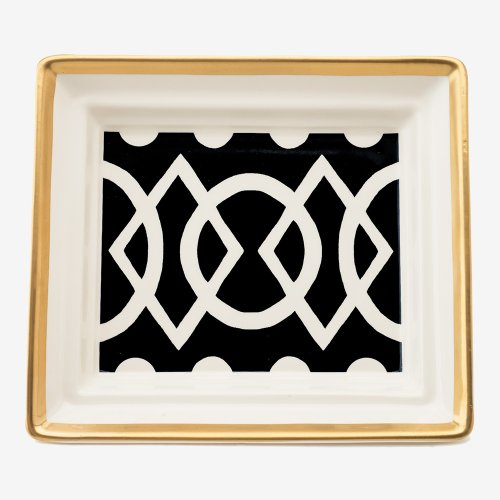 MEDIAEVAL BLACK HALL TRAY