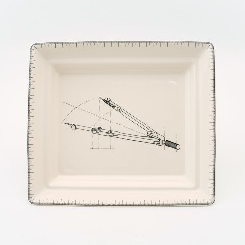 COMPASS HALL TRAY