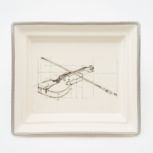 VIOLIN  HALL TRAY