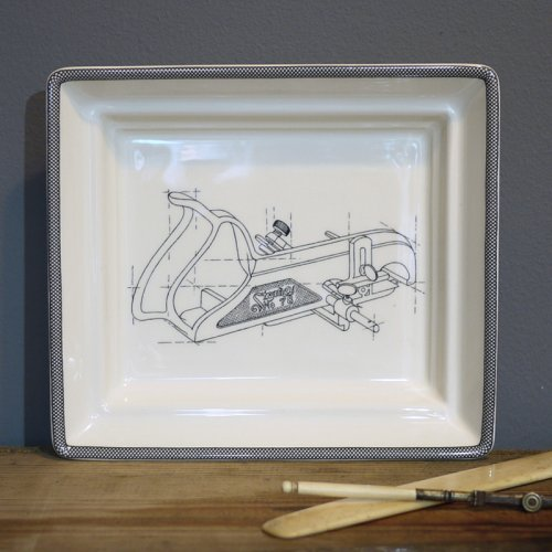SALE! PLANE HALL TRAY