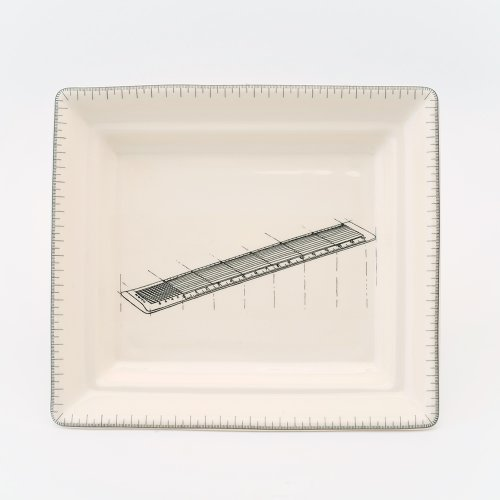 RULER  HALL TRAY