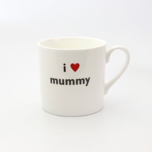I HEART MUMMY CHILDS MUG