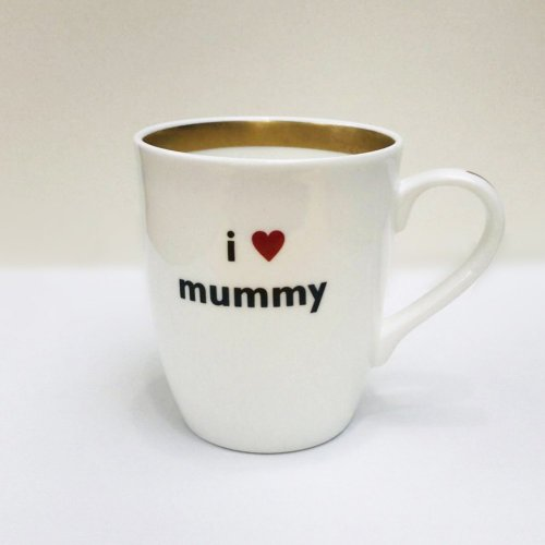 I HEART MUMMY MUG