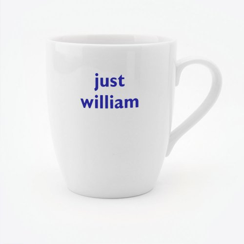 JUST WILLIAM MUG