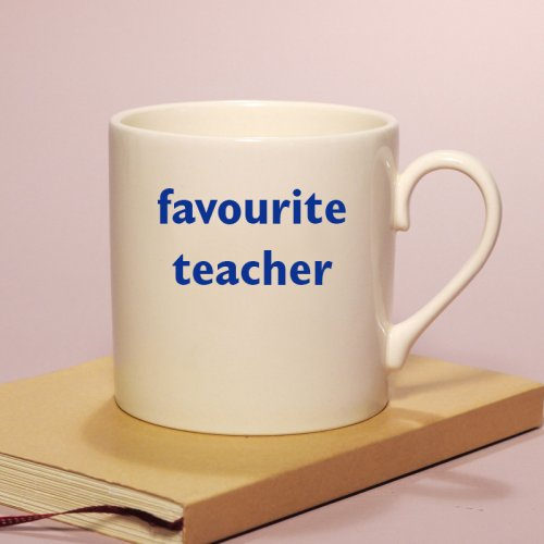 SALE! FAVOURITE TEACHER MUG