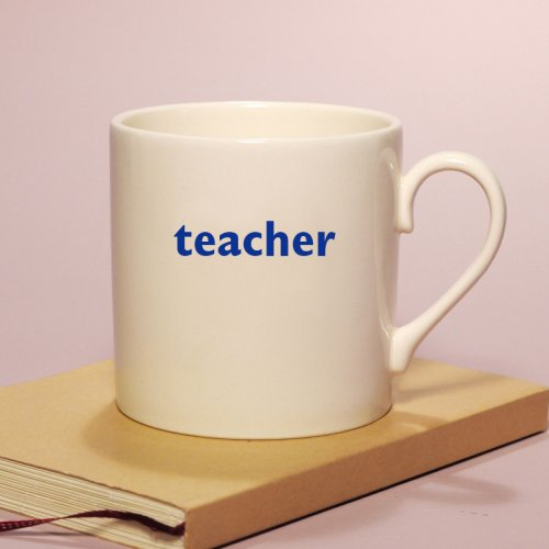 SALE! TEACHER MUG