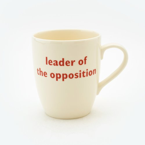 LEADER OF THE OPPOSITION MUG