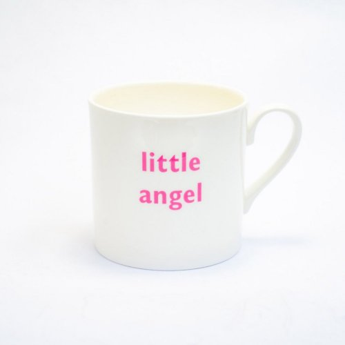 LITTLE ANGEL CHILDS MUG