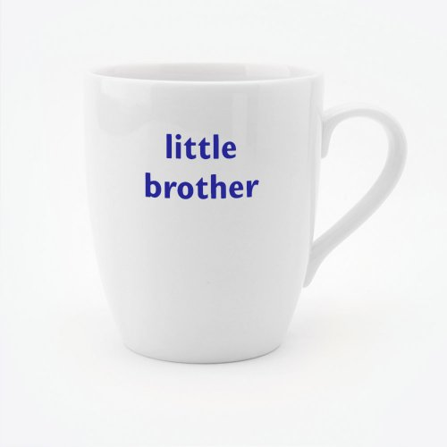 LITTLE BROTHER MUG