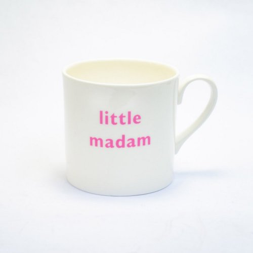 LITTLE MADAM CHILDS MUG