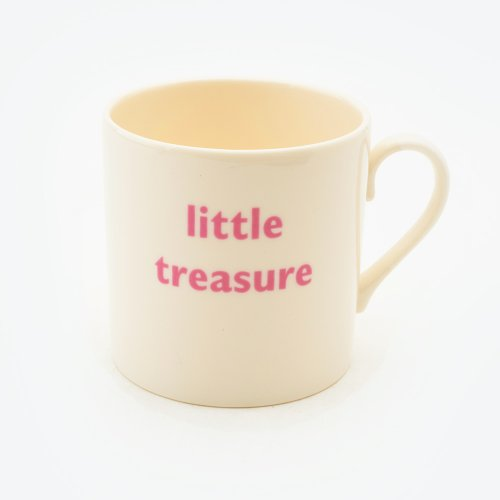 LITTLE TREASURE CHILD'S MUG