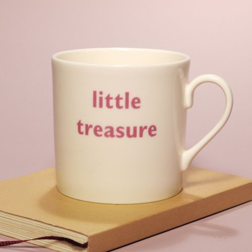 SALE! LITTLE TREASURE CHILD'S MUG