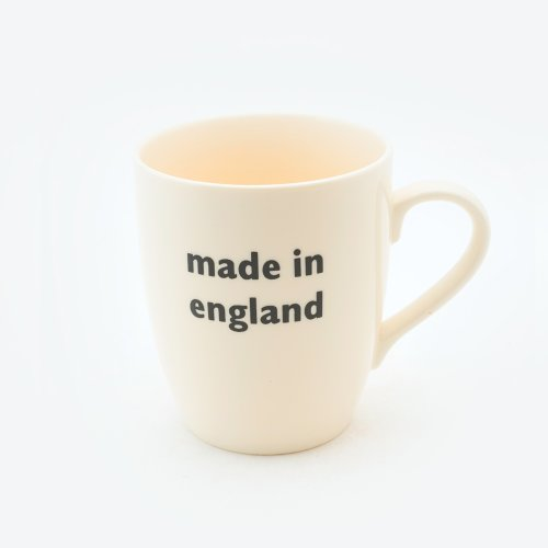 MADE IN ENGLAND MUG