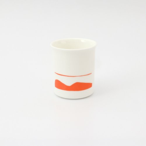 MATISSE'S CUT ARTISTS WATER DIPPER - ORANGE