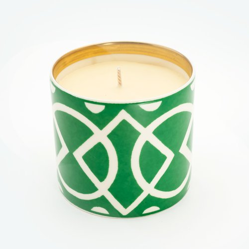 MEDIAEVAL GREEN 'REQUIEM' STANDARD CANDLE