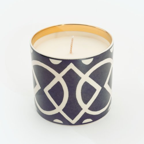 MEDIAEVAL MIDNIGHT BLUE 'CARDINAL SIN' CANDLE